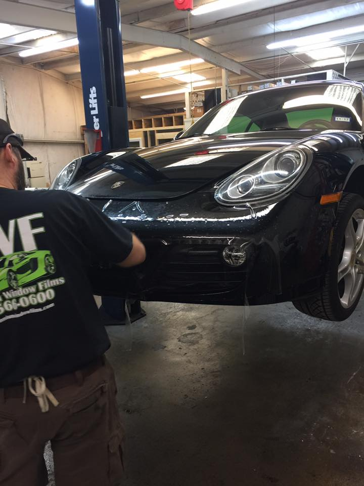 paint protection films in San Antonio