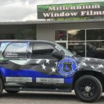 San Antonio truck window tinting shop
