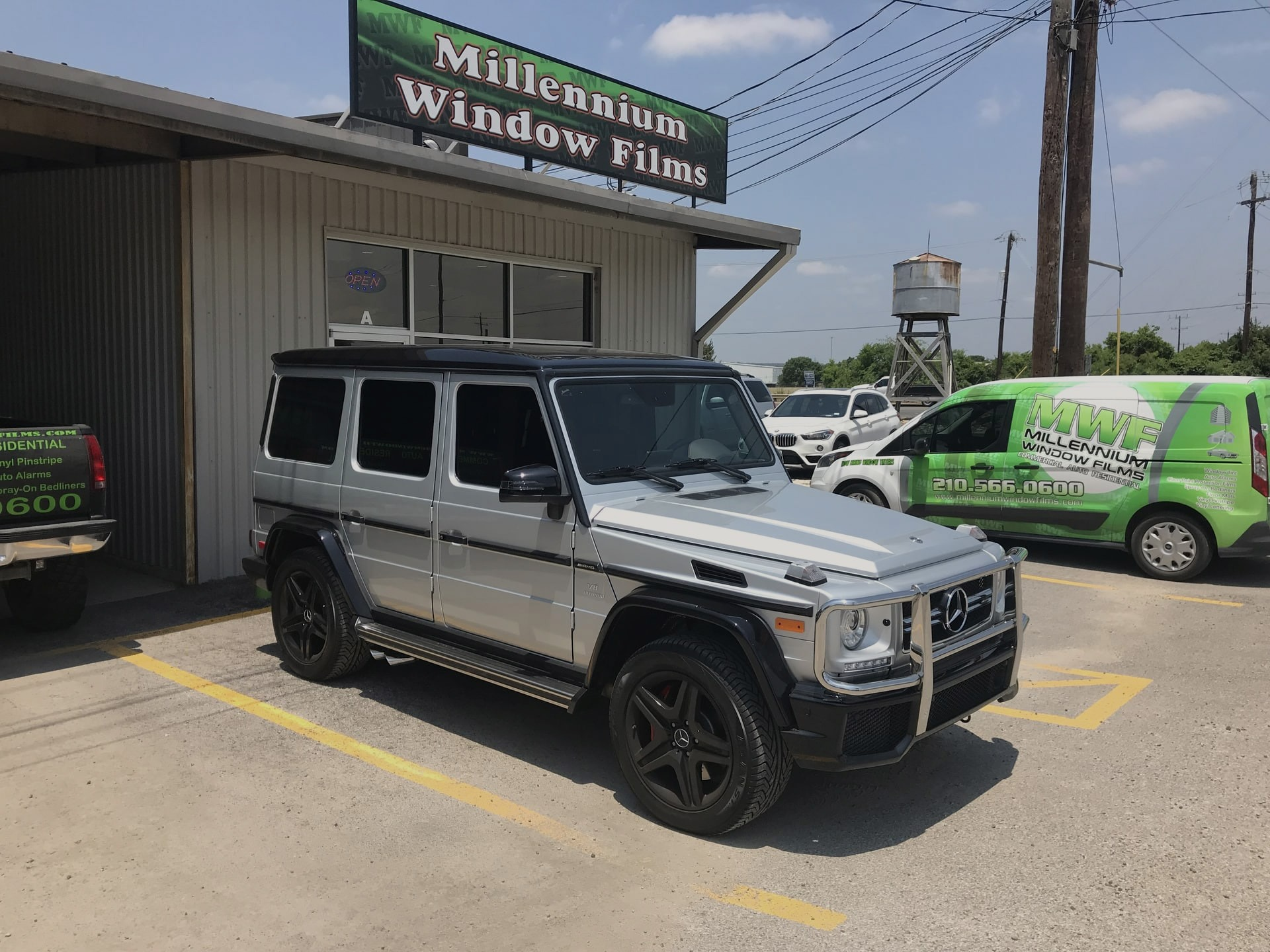 Millennium Auto Tints of San Antonio