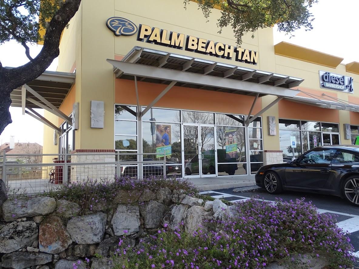 Palm Beach Tan - New Outdoor Window Film