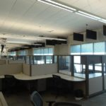 Call Center Indoor Window Film view