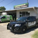 police cruiser car window tint san antonio